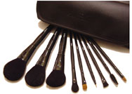 Goat Cosmetic Brush Set